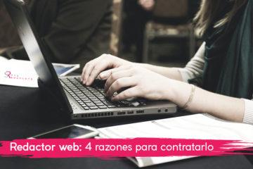Qué es un redactor web y qué hace